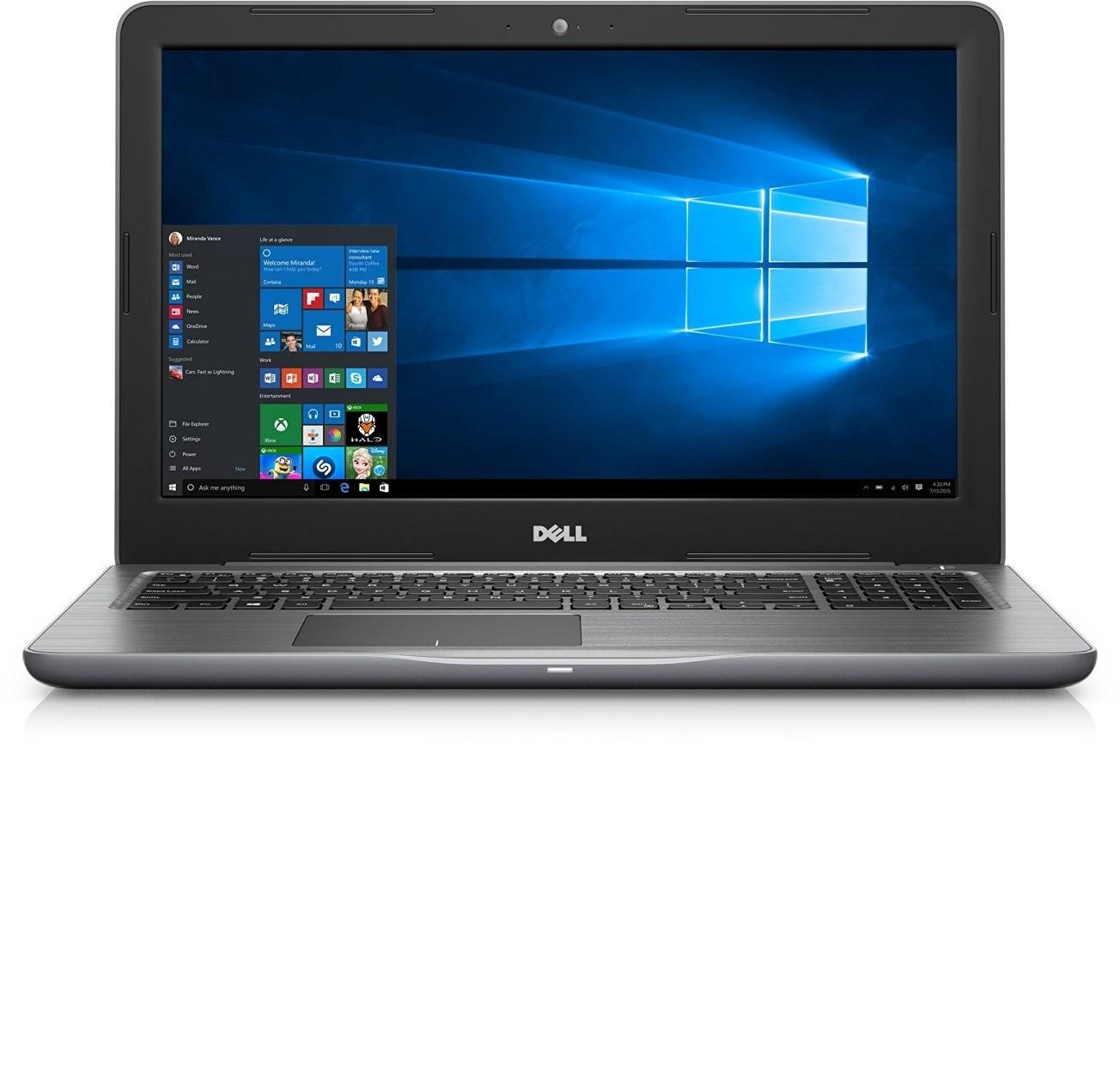 """Opinie o Dell Inspiron 15 ( 5567 ) 15,6"""" HD, Core i5, 500GB HDD, 4GB RAM, R7 M445, W10H"""