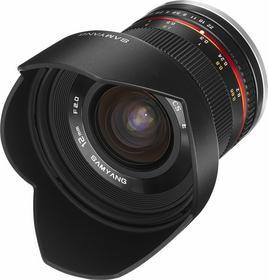 Samyang 12mm f/2.0 MTF