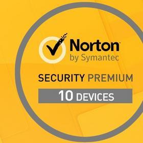 Symenatec Norton Security Premium 2016 (10 urz. / 1 rok) - Nowa licencja