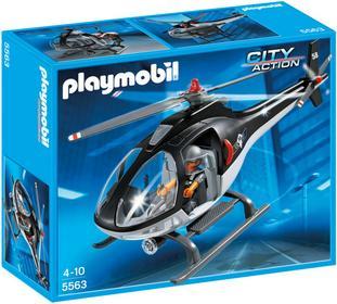 Playmobil Helikopter 5563
