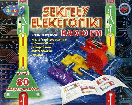 Dromader Sekrety elektroniki - radio FM 102805