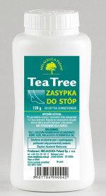 Melaleuca Tea Tree zasypka do stóp 120g