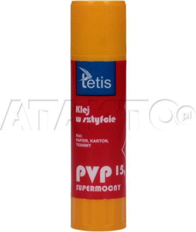 Opinie o Tetis Klej sztyft 15g PVP MC1881