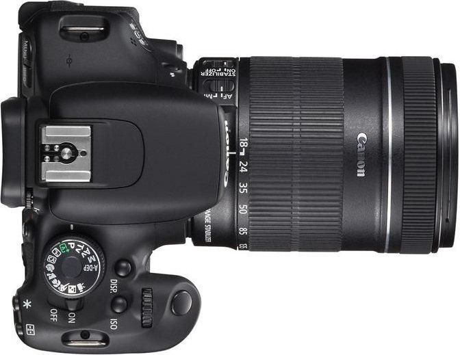 Canon EOS 600D + 18-135 kit