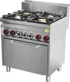 RedFox Kuchnia gazowa CF4 - 8 G 00000799
