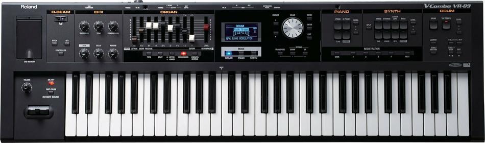Roland VR 09 V-Combo
