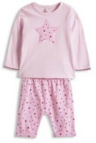 Esprit Girls Newborn Bluzka z długim rękawem + spodnie Light Girls 075EENN002_69