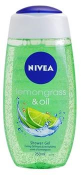 Nivea Lemongrass & Oil żel pod prysznic Shower Gel 250 ml
