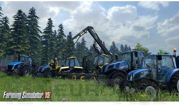 Farming Simulator 2015 Edycja Kolekcjonerska PC