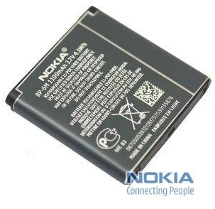 Opinie o Hi-Power Bateria do Nokia N77 / 9300 / 9300i Smartphone / 6151 (1070mAh) BP-6M