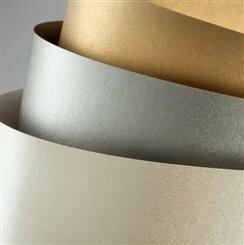 Karton ozdobny Premium Millenium Galeria Papieru, złoty, format A3 20 2