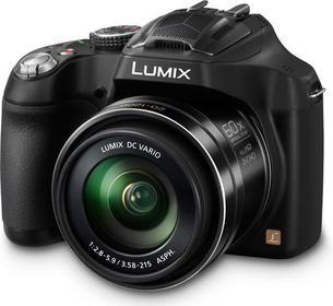 Panasonic Lumix DMC-FZ72 3D czarny