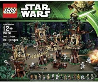 LEGO Star Wars Ewok Village 10236