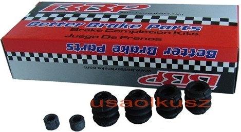 Better Brake Parts Zestaw naprawczy prowadnic tylnego zacisku Toyota Avalon 2006
