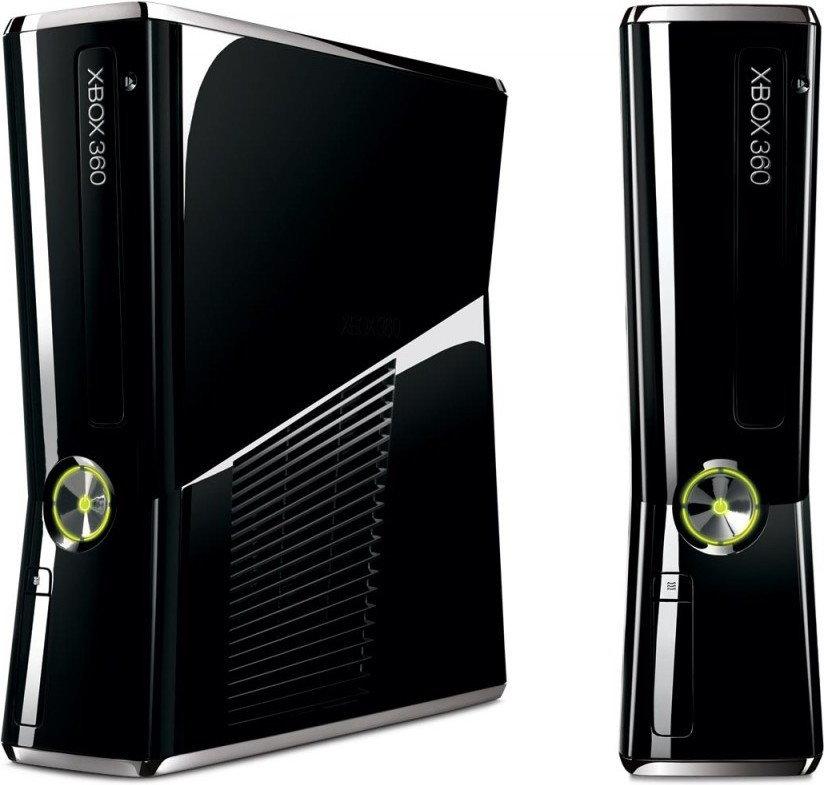 Microsoft Xbox 360 Slim 250GB