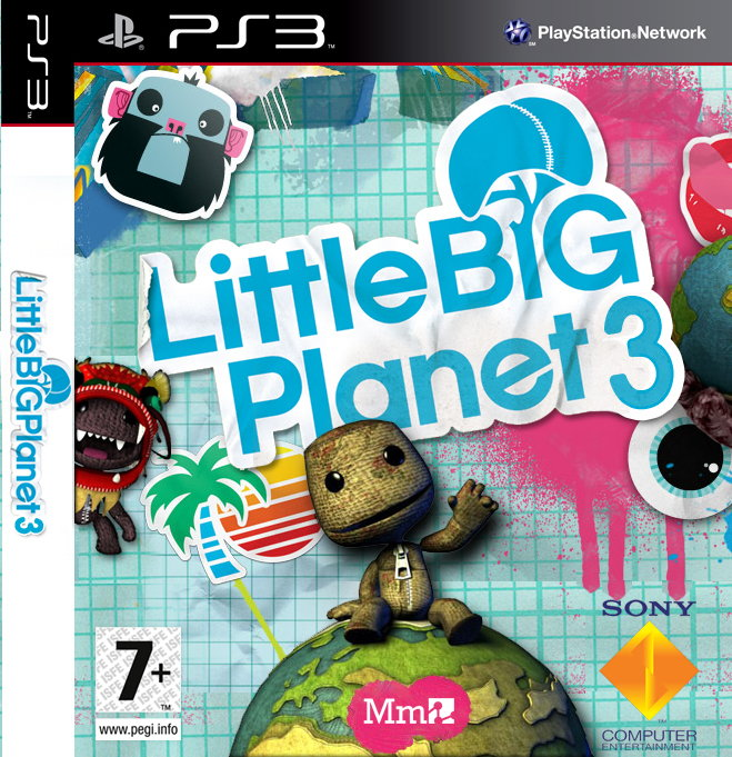Opinie o   Little Big Planet 3 PS3