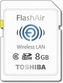 Toshiba Flash Air Class 6 8GB