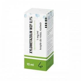 Polfa Warszawa Xylometazolin WZF 0,1% 10 ml 4388901