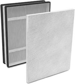 THESSLA GREEN Filtry do 300/400/500 CleanPad Pure 196x340x50mm - filtry plisowane G4 - 2 szt.