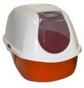 Yarro Kuweta kryta z filtrem Eco-Line Fun pomarańczowa [Y3409] 13072