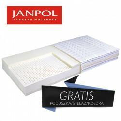 Janpol Posejdon Materac piankowo-lateksowy 120x200
