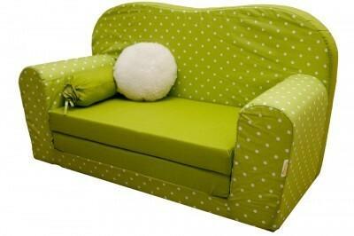 Gepetto Maxi sofa zielona