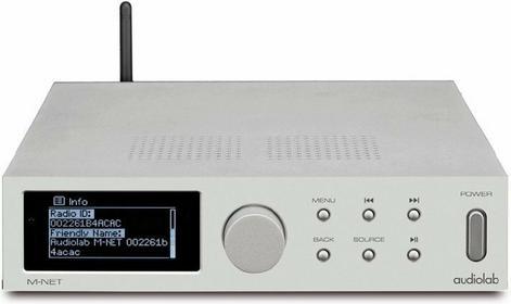 Audiolab M-NET odtwarzacz sieciowy
