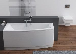 Aquaform Obudowa akrylowa Arcline 160x70 lewa