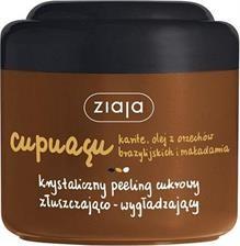 Ziaja Cupuacu Peeling cukrowy 200ml