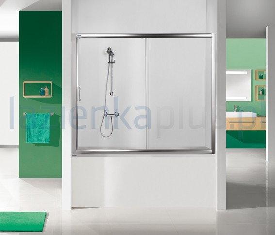 Opinie o Sanplast Drzwi przesuwne nawannowe 140 cm D2-W/TX5 TX 600-270-1540-38-400 600270