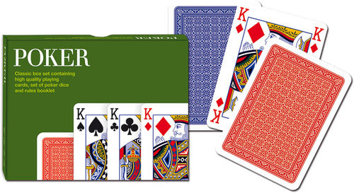 Piatnik Karty 2 talie Poker New Classic
