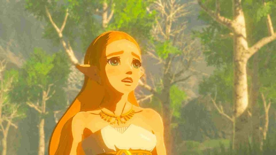 Premiera The Legend of Zelda: Breath of the Wild NSWITCH