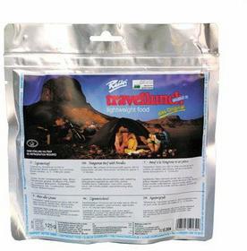 Travellunch Żywność liofilizowana wołowina z makaronem w sosie paprykowym 250g/2