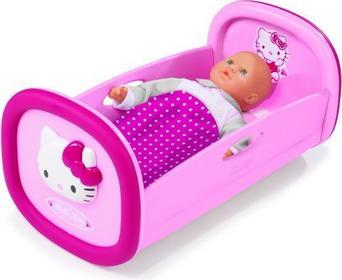 Smoby Kołyska dla lalki Hello Kitty 24267