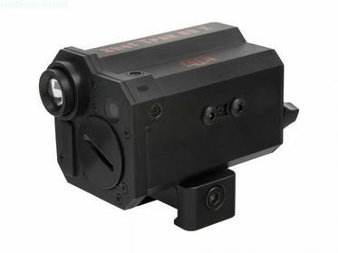Kamera na lufę ATN Shot Trak HD X 5x z laserem 006-021