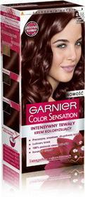 Garnier Color Sensation 4.15 Mroźny Kasztan