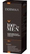 Dermika 100% For Men Silnie Nawilżający Krem Rewitalizujący 30+ krem do twarzy 50ml