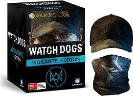 Watch Dogs - Viligante Edition PS3