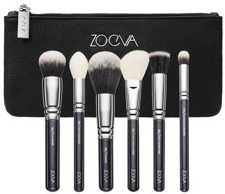 Zoeva Classic Face Set - Zestaw pędzli do twarzy