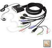 Aten KVM 2 / 1 CS-692 USB HDMI