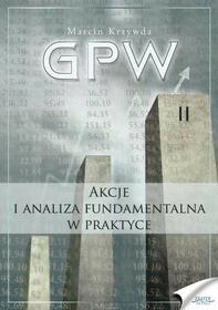 nieznana : GPW II - Akcje i analiza fundamentalna w praktyce e-book, okładka ebook