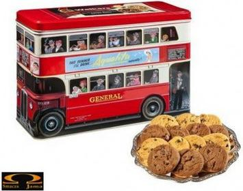 Walkers Ciastka London Bus 600g 8234-12903
