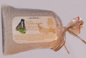 SolMed Ciechocińska sól do stóp z miętą i eukaliptusem 1000g