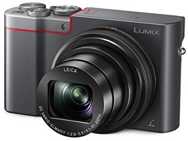 Opinie o Panasonic Lumix DMC-TZ101 szary
