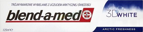 Procter & Gamble Blend-a-Med 3D White Arctic Freshness 100 ml