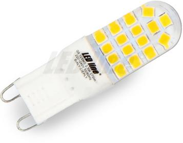 LED Line Żarówka LED G9 230V 2,5W 245978