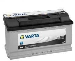Varta Akumulator BLACK dynamic F6 90Ah BLACK dynamic 590122072