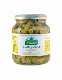 Eko Wital Fasolka szparagowa w zalewie BIO 340g/185g EkoWital