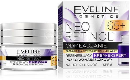 Eveline Neo Retinol 65+ krem na dzień i na noc, 50 ml