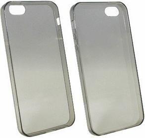 Etuo.pl Ultra Slim Apple iPhone 5 / 5S case czarny ETAP009ULSLBLK000